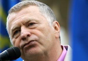 Жириновский  хочет запретить всем чиновникам произносить иностранные слова