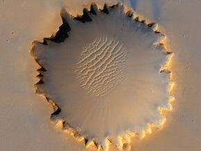 Астрофизики: В прошлом на Марсе было влажно и ветренно