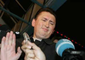 Мельниченко просит ГПУ допросить пресс-секретаря Литвина, обвинившую его в вымогательстве
