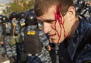 Раненные при разгоне акции оппозиции полицейские получили квартиры в Москве
