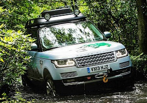 На этот раз - гибриды. Представлены новые версии Range Rover