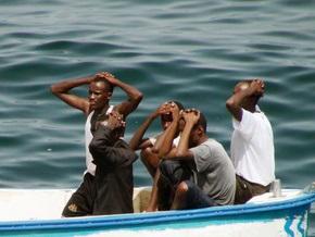 Египетские рыбаки захватили в плен сомалийских пиратов