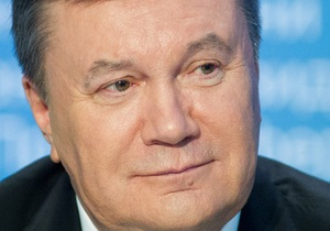 На фоне стремительного роста числа новых СМИ Янукович одобрил прозрачность их владения