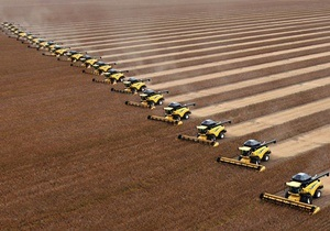 Кабмин предлагает ввести пошлины на экспорт зерна