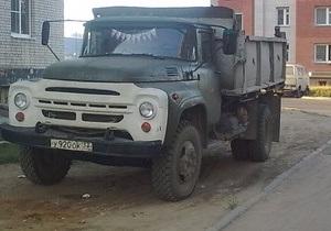 В Киеве пьяный мужчина пытался угнать ЗИЛ