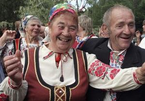 Опрос: 40% украинцев считают себя счастливыми