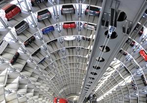 В Украине продажи новых авто в марте выросли на 73%