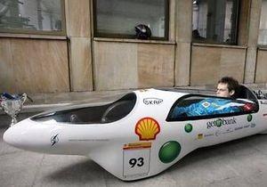 Поляки создали авто с расходом топлива один литр на 660 км