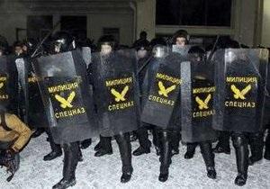 СМИ: Милиция задержала трех кандидатов в президенты Беларуси