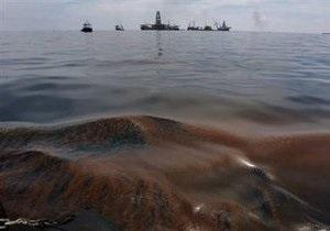 Нефть, разливающаяся по Мексиканскому заливу, достигла мощного течения. США ведут переговоры с Кубой