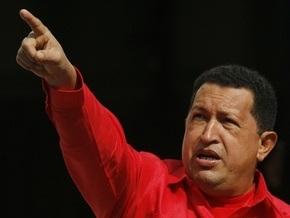 Чавес подключил Интерпол к аресту лидера венесуэльской оппозиции
