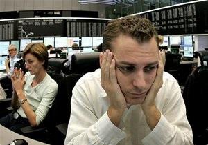 Украинские биржи закрыли день снижением индексов