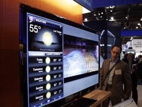 Британия запретит большие плазменные телевизоры