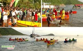 16-ый ежегодный фестиваль по дайвингу в Доминике