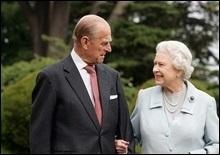 Супруг Елизаветы II установил рекорд