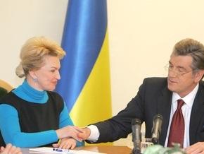 Вместо Ющенко в Бишкек полетит Богатырева