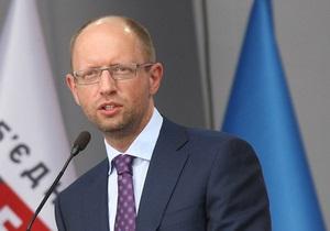 Яценюк в Вашингтоне: США могут ввести санкции против украинских высших чиновников