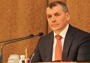 Новая Рада - АРК - Верховный Совет Крыма намерен получить право законодательной инициативы в Раде