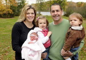 У американской пары трое детей родились 08.08.08, 09.09.09, 10.10.10