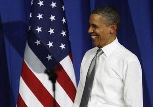 Опрос: Обама набирает популярность у избирателей
