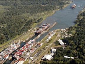 Сегодня началась масштабная реконструкция Панамского канала
