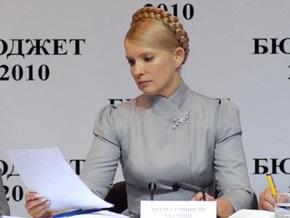 Герман: Журналисты не могут поставить Тимошенко несогласованные с ее пресс-службой вопросы
