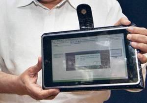 В Индии представили аналог iPad ценой в 35 долларов
