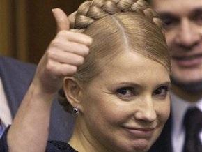 Тимошенко пообещала продолжить выдачу компенсаций вкладчикам Сбербанка в 2010 году