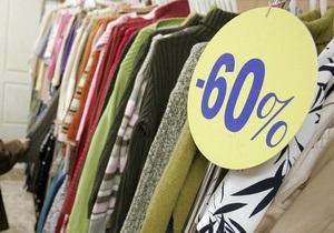 У Бродского подсчитали, что 80% товаров second hand ввозится как гуманитарная помощь