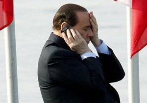 Берлускони подозревают в связях с несовершеннолетней марокканкой