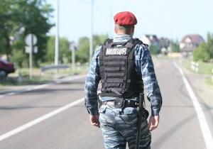 МВД: Задержание возле Киева автобусов с фанатами львовских Карпат не связано с политикой
