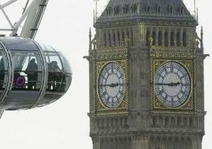 Жители Лондона увидят результаты выборов на знаменитой часовой башне Биг Бен