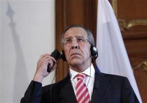 Глава МИД России сегодня начинает визит в Украину