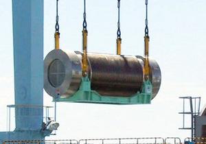 Украина и Россия одобрили выпуск акций СП по строительству завода ядерного топлива