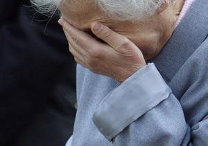 МВД: 83-летняя киевлянка выпрыгнула из окна, не пережив смерть мужа