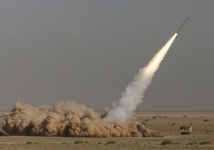 Сирийская ракета упала на территории Иордании