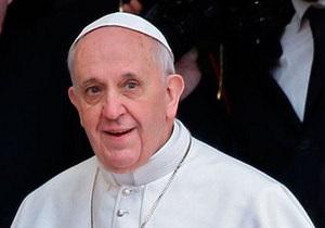Папа Римский Франциск - мусульмане - христиане - Понтифик призвал мусульман и христиан к мирному сосуществованию