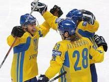 Сборная Украины по хоккею начала подготовку к чемпионату мира в Японии