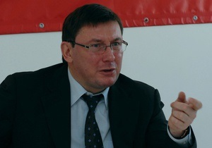На Интере отменили дебаты Луценко и Могилева