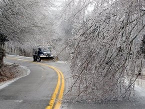 Число погибших из-за ледяного шторма в США достигло 19 человек