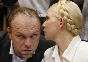 Защита Тимошенко повторно заявила отвод судье