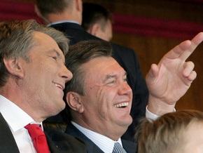 Политолог: Бывшие антиподы Ющенко и Янукович объединяются против Тимошенко