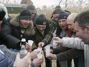 125 тысяч россиян живут с диагнозом алкогольный психоз