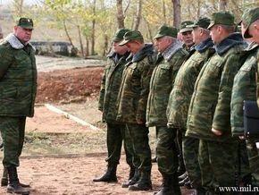 В российской армии могут отменить звание прапорщика