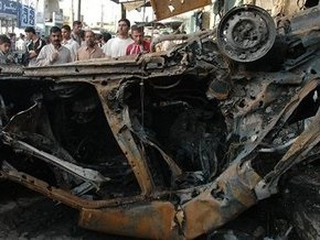В Ираке взорвался заминированный автомобиль: один человек погиб