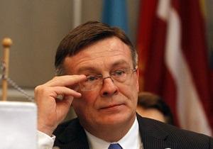 Переговоры о статусе наблюдателя Украины при ТС идут успешно - Кожара