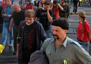 Суд оштрафовал двоих защитников харьковского парка