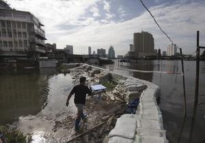 Тайские инженеры предложили взорвать дороги, чтобы спасти Бангкок от затопления
