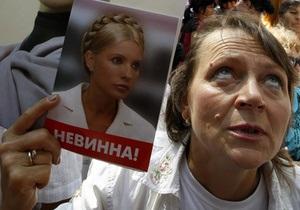 Регионал: Американские технологи Тимошенко выдумывают истории в стиле триллеров Голливуда