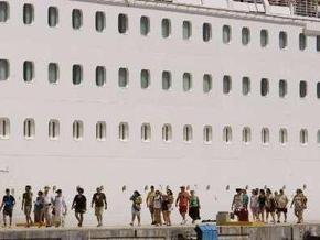 Свиной грипп настиг круизное судно в Карибском море